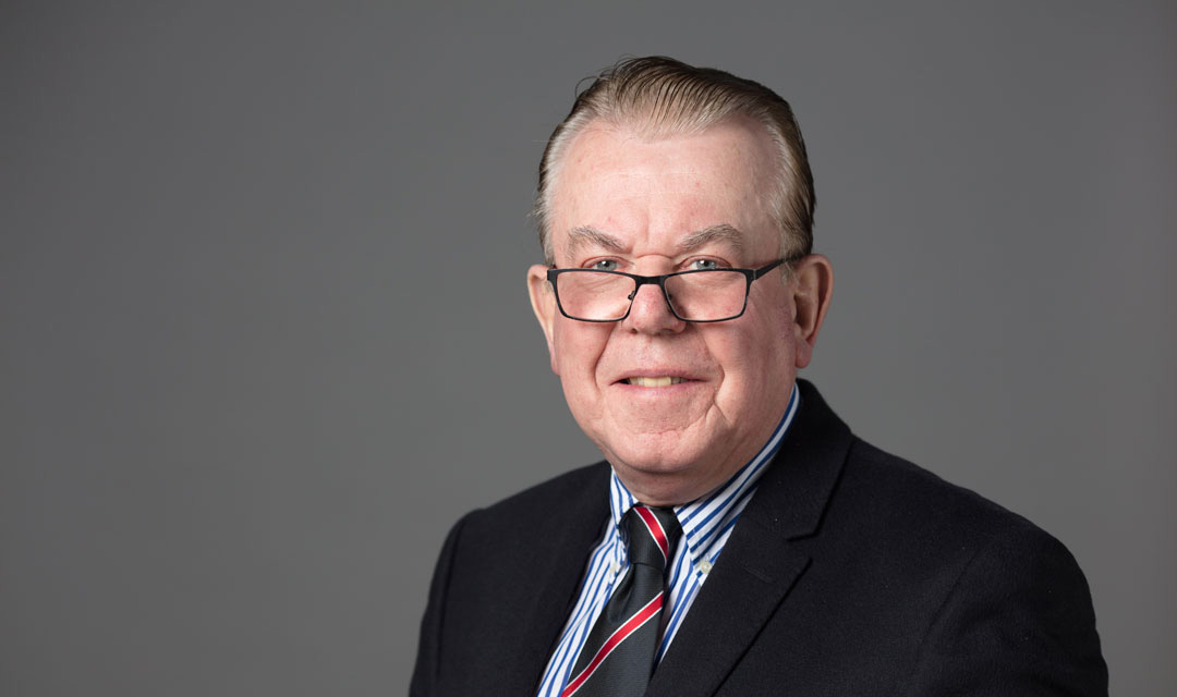 Prof. Michael L O'Rourke